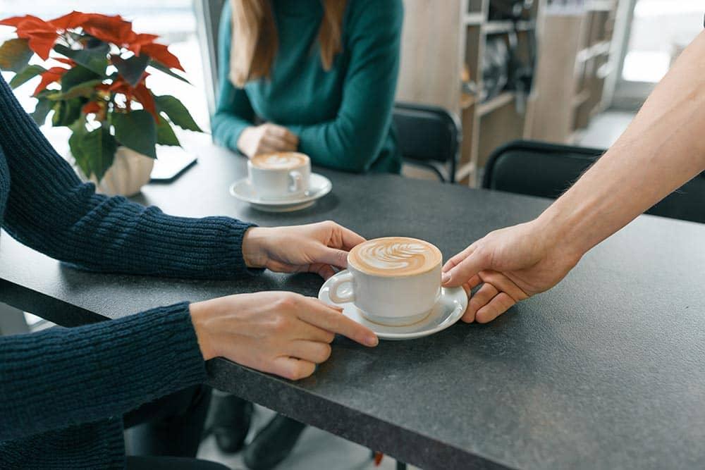 coffee dental healthy habits for teeth